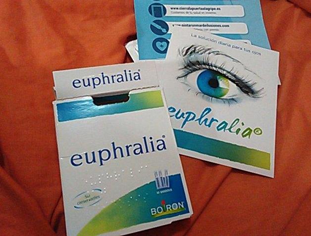 Euphralia limpia tus ojos