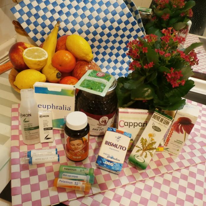 Remedios caseros para la tos y para la alérgia