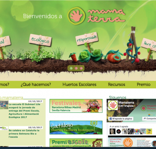 mamaterra en BioCultura Madrid